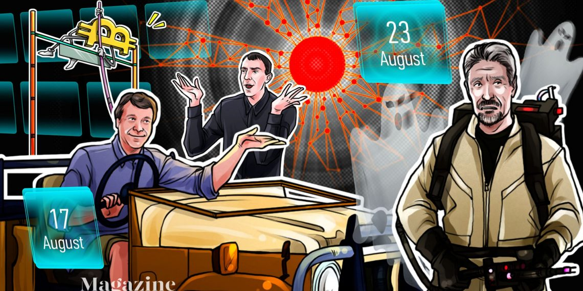 Bitcoin Stalls, Ethereum 2.0 Outage, and IRS Crypto Crackdown ...