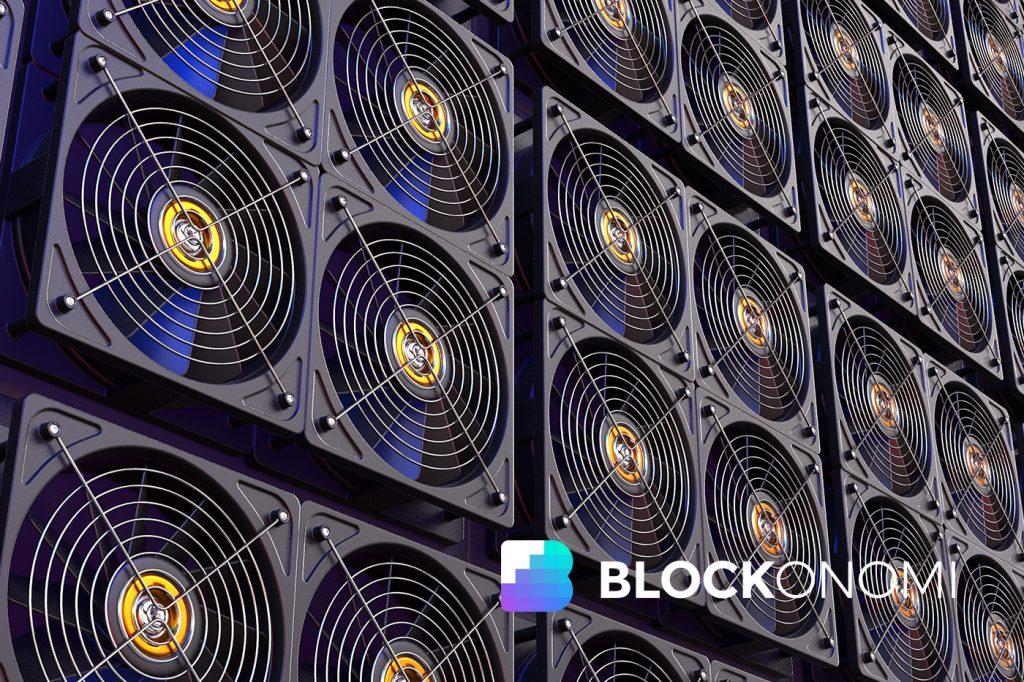 Bitcoin Mining Hash Rate